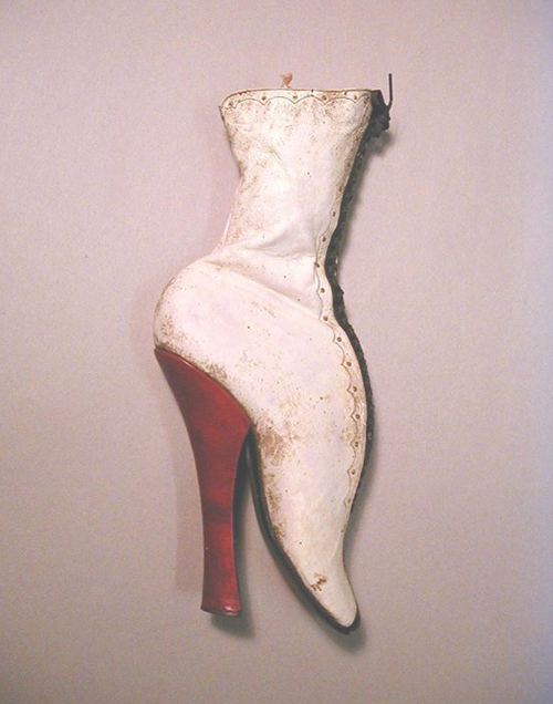 Victorian ballet boot