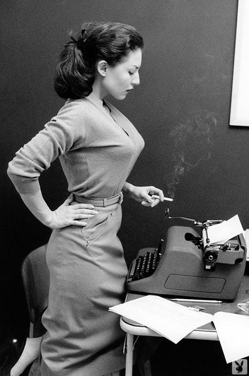Alice Denham_Vintage Secretary