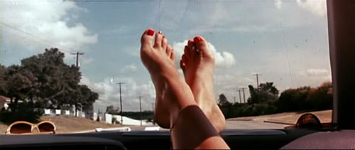 Death Proof Jungle Julia Feet