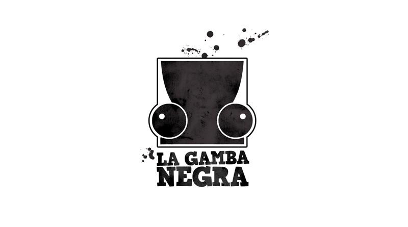 lagambanegra-La_Gamba_Negra_logo_01
