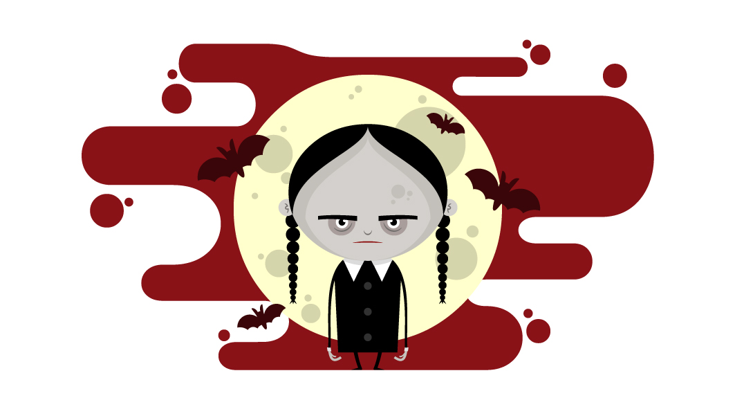 lagambanegra-wednesday_addams