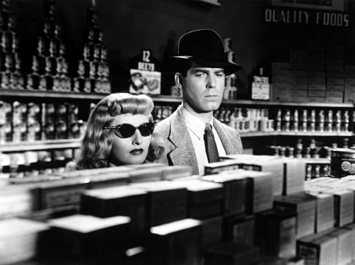 "Billy Wilder, ""Double Indemnity"""
