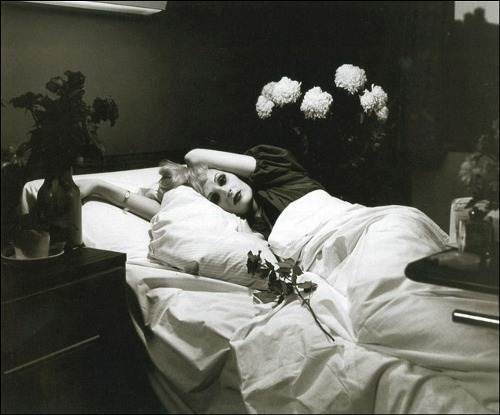 Candy Darling on her Deathbed - Peter Hujar (1973)